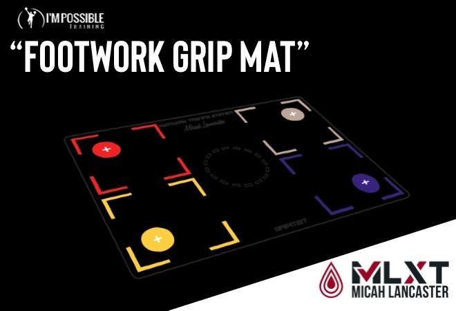 RSC|『FOOTWORK GRIP MAT』日本及び韓国での独占販売代理権取得のお知らせ
